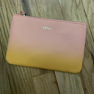 IPSY May makeup pouch travel bag